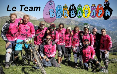 Tribe 10000 Val d'Allos 2015